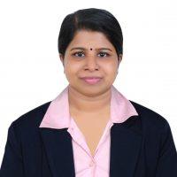 Nisha Vishnu - Branch Co-ordinator